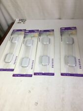 Baby Adhesive Safety Latches Lot Of Four (E)