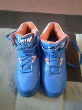 New listing Patrick Ewing 33 New York Knicks NBA Basketball Hi Top Trainers Size UK6