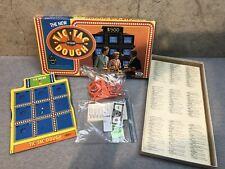 Vintage Ideal Tic Tac Dough TV Board Game Complete 1977