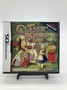 Nintendo DS Junior Classic Books and Fairytales