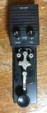 Mfj-557 Ham Radio Morse Code Cw Straight Key Practice Oscillator