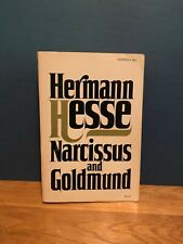 Narcissus and Goldmund by Herman Hesse 1969 PB