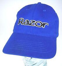 Razor Scooter Blue Cap Hat Free Shipping Baseball Cap