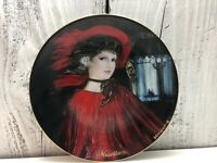 "The Women of Puccini Series Collector Plate 1 of 6 ""Musetta"""