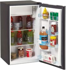 Avanti 3.3 Cu. Ft. Compact Refrigerator with Chiller Compartment - Black