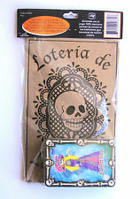LOTERIA DIA DE MUERTOS    VERY RARE !   DAY OF THE DEAD     AWESOME!