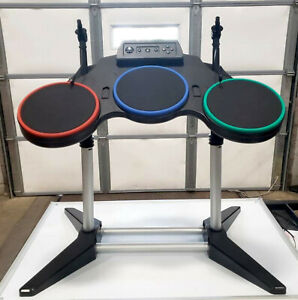 NEW Guitar Hero World Tour Band DRUM KIT STAND Sony PS3 PS2 Xbox 360 GH BH WT