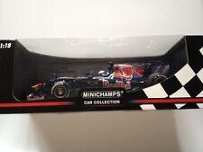1:18 Scuderia Toro Rosso STR4 #11 Sebastien Bourdais 2009 Minichamps 150090011