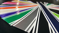 "2"" x 72"" Vinyl Racing Stripe Pinstripe Decals Stickers *18 COLORS* Stripes"