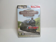 West Somerset Railway add for Microsoft Train Simulator New Sealed DVD