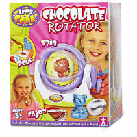 Lets Cook - Chocolate Rotator Maker - Creates 6 Chocolate Shapes