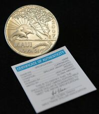 2007 Maui Trade Dollar in BU Condition Mintage Only 115,000 Limited Edition!
