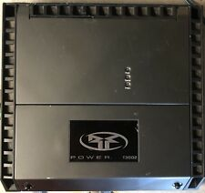 Old School Rockford Fosgate Power T3002 2 channel Amplifier,RARE,Amp,USA