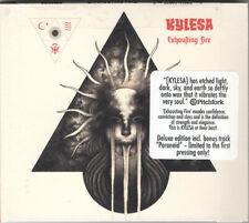 Kylesa – Exhausting Fire digipak  Stoner Rock, Sludge Metal