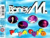 BONEY M. Feat. LIZ MITCHELL ~ Papa Chico [x3+1] ~ maxi CD single ~ 1994