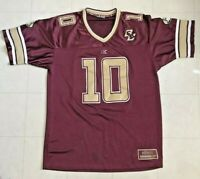 Vintage NCAA Boston College Mens Size Large Football Jersey Authentic