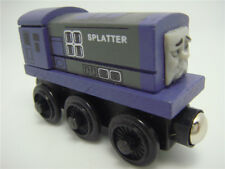 Thomas & Friends Splatter Magnetic Wooden Railway Train Toy New Kid Gift