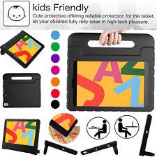 """Per Apple iPad 9.7/"""" 5th 6th generazione antiurto Kids friendly Manico Supporto Custodia Cover"""