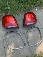 Fiat 500 X Right Tail Light 51937412