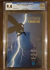 BATMAN DARK KNIGHT RETURNS 1 2 3 4 ALL CGCed 9.2-9.4 MILLER  #2 is 3rd print