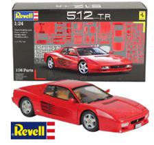 Ferrari 512 TR Model Kit 1:24 Scale by Revell Brand new