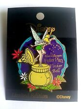 Disney Pin Tinker Bell #2 Inkwell M&P Japan Pin Collectible - Peter Pan Movie
