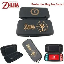 Zelda Carrying Case For Nintendo Switch Console & Accessories Travel Protect Bag