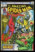 Marvel Comics Amazing Spider-Man #124 Fine (6.0) First Man-Wolf!