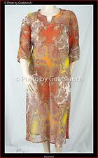 Taking Shape Boho Dress Size 16 Sixties Vintage Inspired Love Child Style