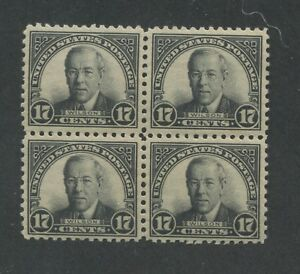 1925 United States Postage Stamp #623 Mint Never Hinged Disturbed Original Gum