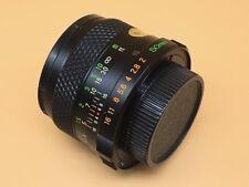 Mamiya Sekor SX 50mm f2 primer lente M42 - (#18)