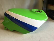Kawasaki Motorcycle Gas Fuel Tank w/ Petcock