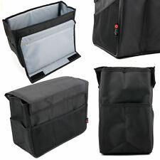 Foldable Compact Portable In-Car Organiser - For Gadgets, CDs and More
