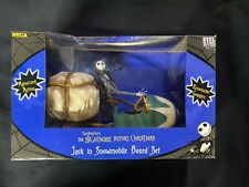 Nightmare Before Christmas Jack In Snowmobile boxed set by NECA