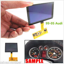 LCD Repair Cluster Speedometer Display Screen For 99-05 Audi A4 A6 TT 8N Series