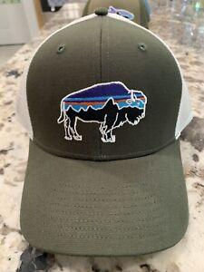 Patagonia Fitz Roy Bison Buffalo Hat