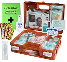 Erste-Hilfe-Koffer KITA inkl. Desinfektion nach DIN/EN 13157 für Betriebe