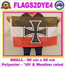 German Jack flag Germany military cross navy flag for sailing boat pole or house
