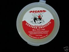 Pecard Leather Dressing Cleaner Conditioner Preserver .75 oz - AUTHORIZED DEALER