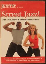 Jazzercise Street Jazz! workout DVD Tim Roberts Shanna Missett Nelson exercise