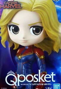 Q posket Marvel Normal Color Captain Marvel / Avengers / Qposket / Authentic!