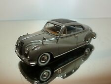 DETAILCARS BMW 502 COUPE - GREY 1:43 - EXCELLENT - 3