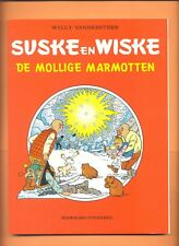 SUSKE EN WISKE : DE MOLLIGE MARMOTTEN :  MILKY WAY 1995 : (  )