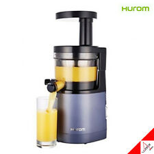 Hurom GOUTTE Mini Quite Fresh Juice Extractor Slow Juicer Squeezer - Blue /500ml