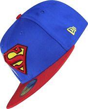 Superman Reflectique New Era Cap Adults 59Fifty Baseball Cap Size UK 7