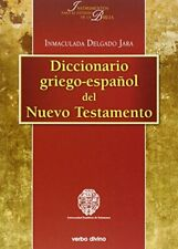 Diccionario Griego-Español Del Nuevo Testamento (Instrumentos para el estudio d