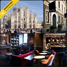 3 Tage 2P Luxus 5★ Hotel Mailand Italien Kurzurlaub Hotelgutschein Reiseschein