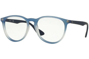 RAY BAN Eyeglasses RX7046-5601-51 Size 51mm/18mm/Oval BRAND NEW W CASE