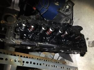 FORD TRANSIT VG 2.5 TURBO DIESEL USED CYLINDER HEAD 1996-2000