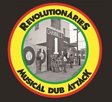 Musical Dub Attack By Revolutionaries Vinyl LP Record 2015 Reissue NEW